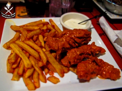 Jack Astor's Buffalo Fingers 3a