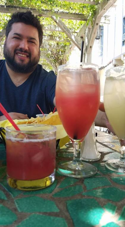 Lunch at Las Campanas at the Mission Inn