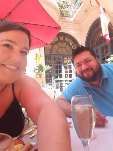 Sunday Brunch at the Mission Inn