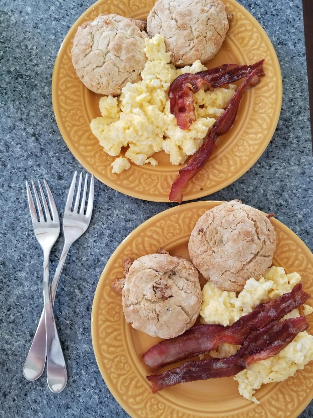 16. Breakfast