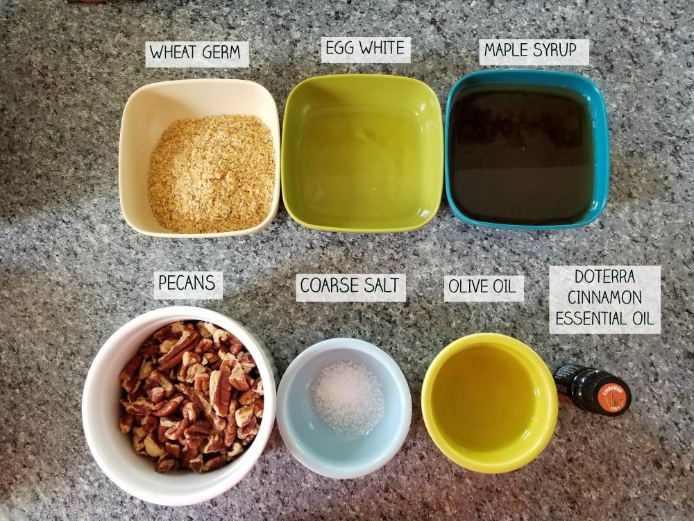 Ingredients Part 1
