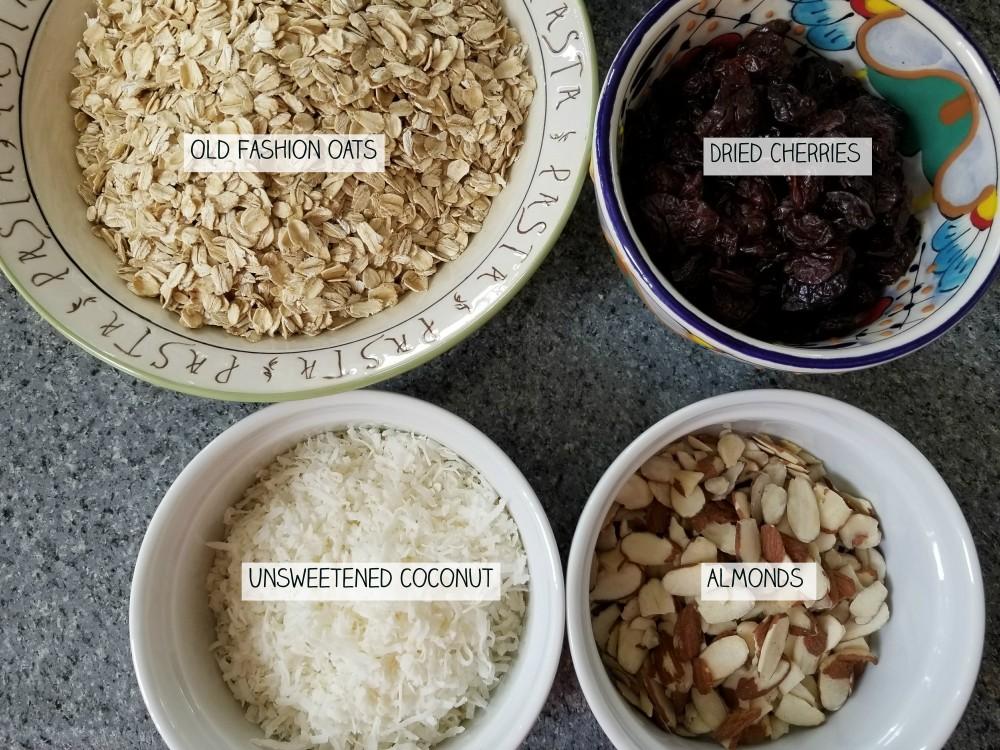 Ingredients Part 2