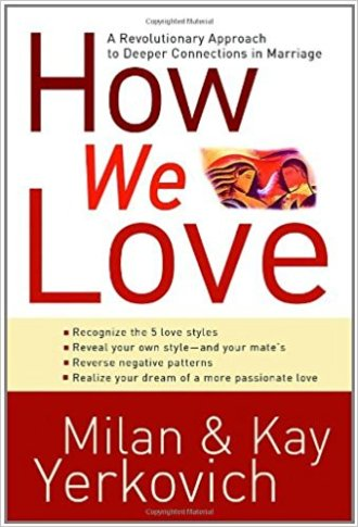 How We Love book cover